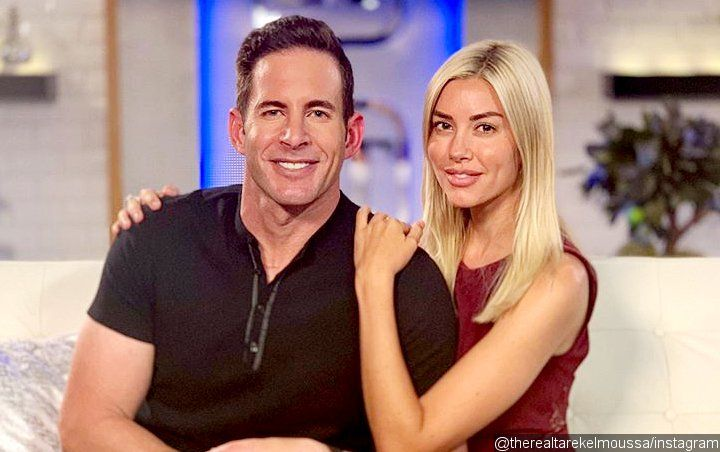 Tarek El Moussa Officially Introduces New Girlfriend Heather Rae Young on Instagram With Kissing Pic