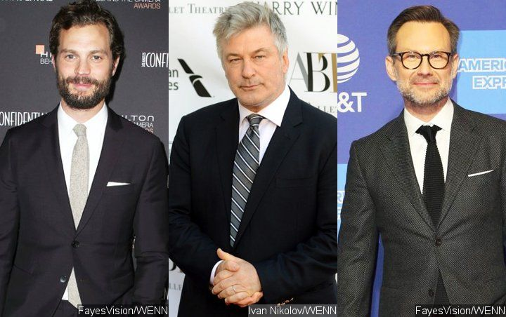 Jamie Dornan to Star Opposite Alec Baldwin and Christian Slater on 'Dr. Death'