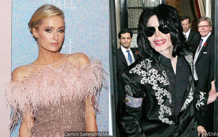 Paris Hilton Celebrates Michael Jackson's Birthday With Never-Before-Seen Photo of Her and Late Star