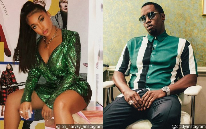 Lori Harvey Appears to Shut Down P. Diddy Pregnancy Rumors With This Pic