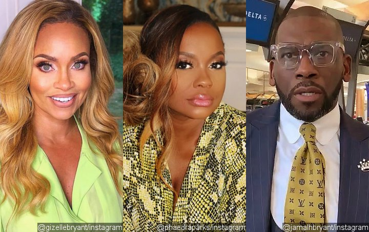 'RHOP' Star Gizelle Bryant Shades Phaedra Parks Over Alleged Affair With Ex-Husband Jamal