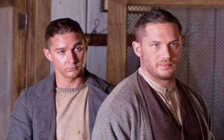 Shia LaBeouf Uncovers the Truth Behind Tom Hardy's Knockout Story