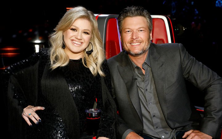 Watch: Blake Shelton Trolls Kelly Clarkson With No Doubt's 'Don't Speak' on 'The Voice'
