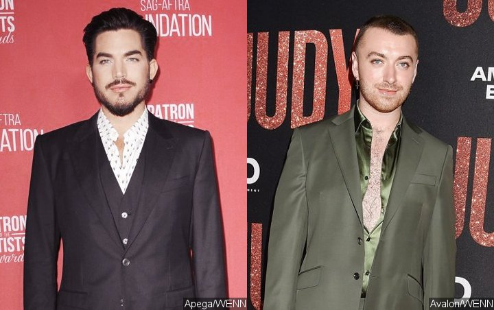 Adam Lambert 'So Proud' of Sam Smith for Coming Out as Non-Binary