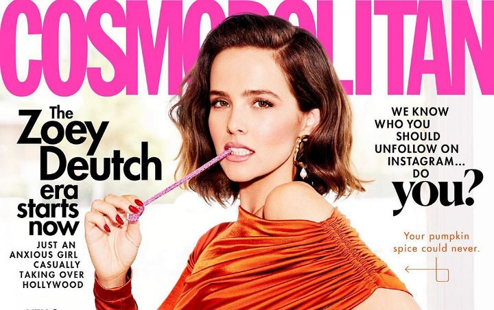 Finds Out Why Zoey Deutch Considers Anxiety as Her Superpower