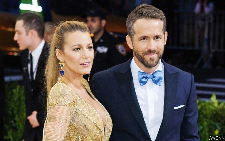 Ryan Reynolds and Blake Lively Take Newborn Baby to Nature in First Pic of Third Child