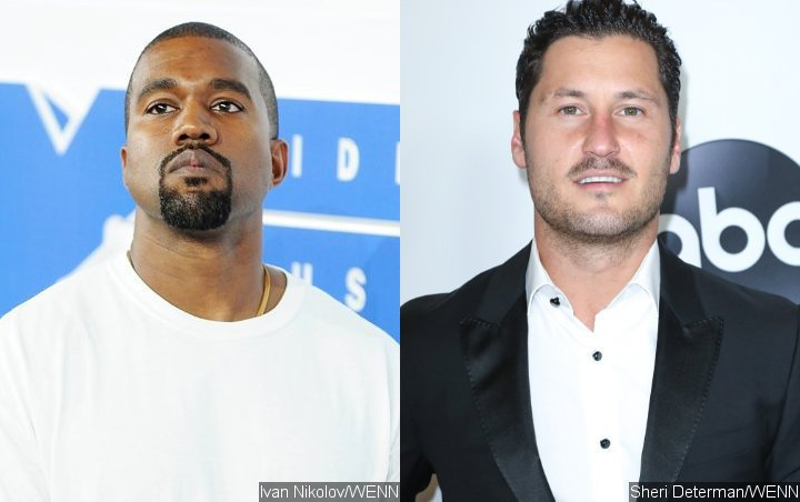 Kanye West Disses 'DWTS' on New Album, Val Chmerkovskiy Hits Back