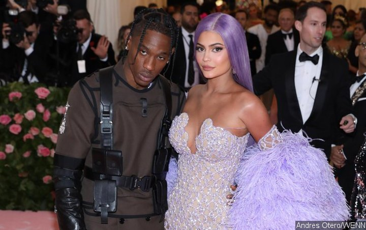 Fans Are Freaking Out That Kylie Jenner and Travis Scott Have Friendly Exchanges on Instagram