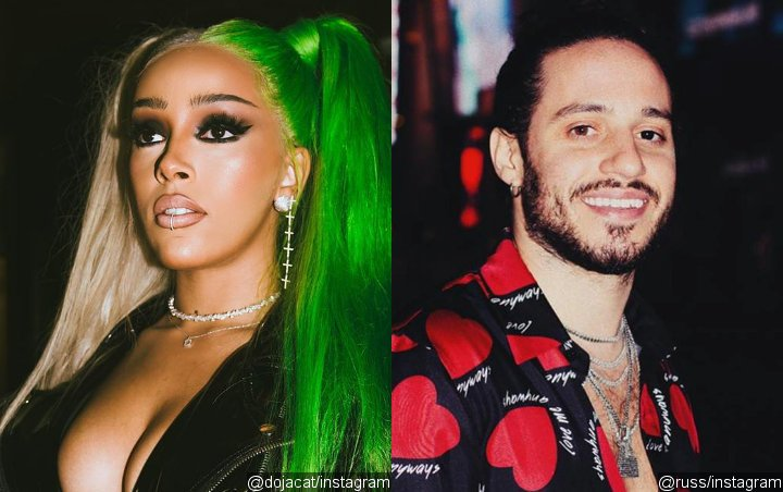 Doja Cat Rambles About 'F**king' Russ in Suspected Cocaine-Fueled Video and He Responds