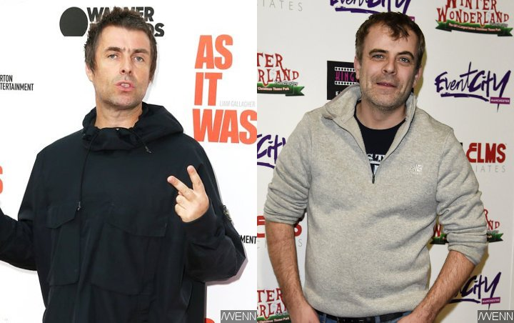 Liam Gallagher Chased Simon Gregson Down the Street After the Actor Flipped Him the Bird