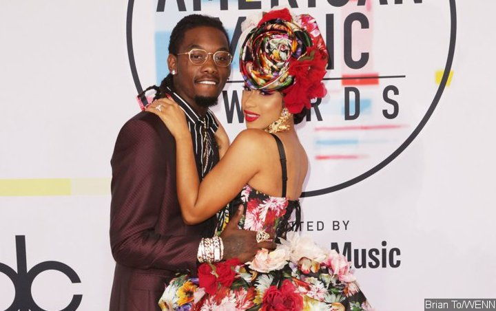 Cardi B Admits to 'Hitting and S**t Talking' Offset While Defending 'Dysfunctional' Marriage