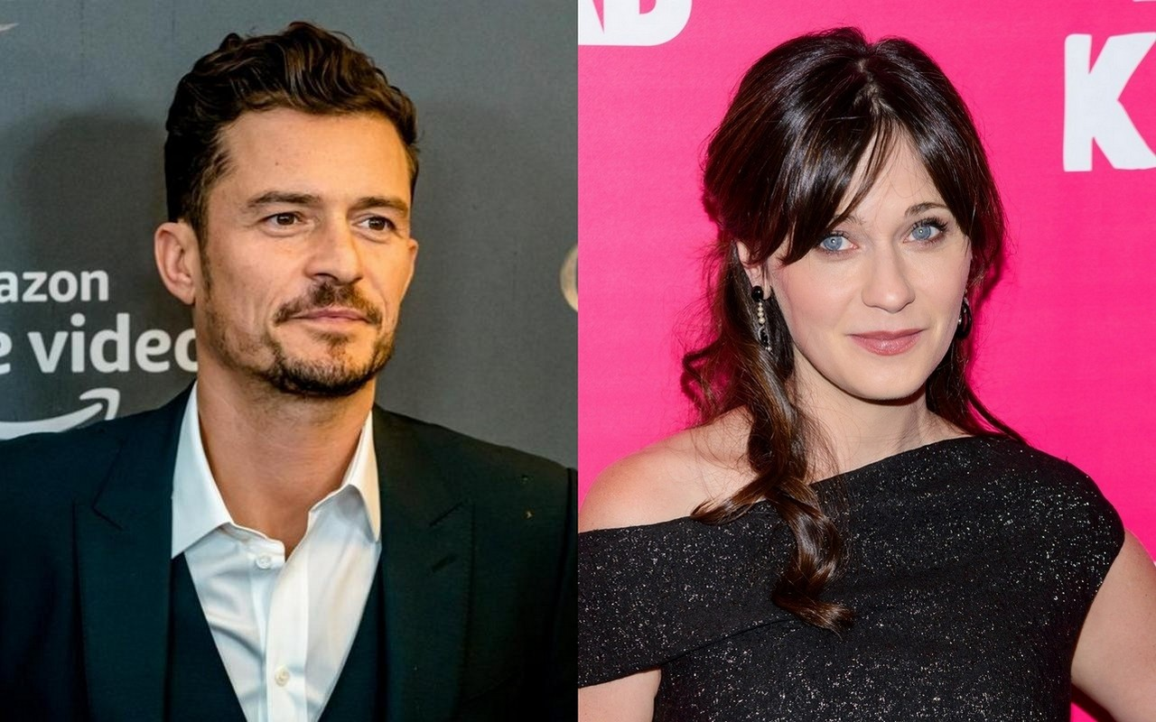 Orlando Bloom and Zooey Deschanel Ask Fans to Donate to Stuntman Battling ALS