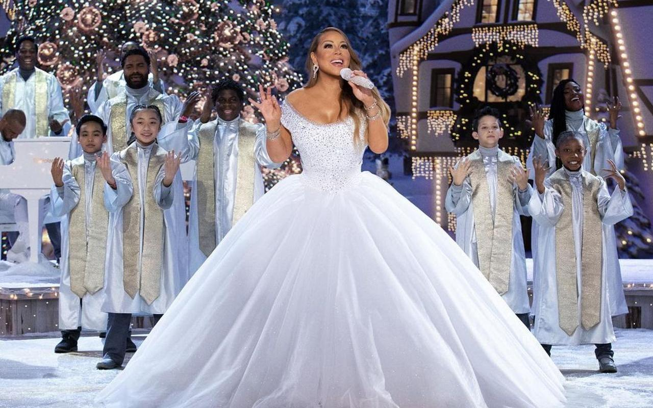 Mariah Carey Taps Ariana Grande, Jennifer Hudson, Snoop Dogg and More for Christmas Special