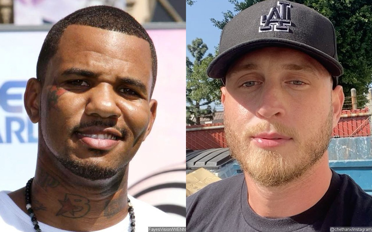 The Game Tells Chet Hanks to 'Go Back to Becky' Amid Assault Allegations With Black Ex