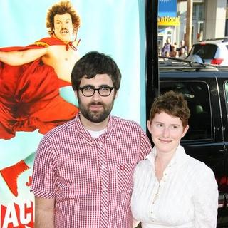 Jared Hess in Nacho Libre Premiere in Los Angeles