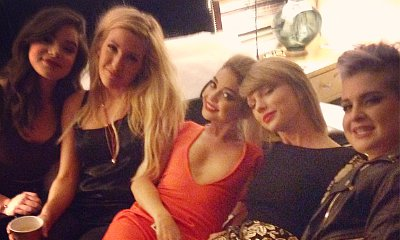 Sarah Hyland Joined by Taylor Swift, Kelly Osbourne and More Friends on Her 24th Birthday