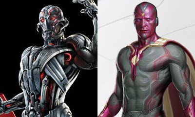 Origins of Ultron and The Vision From 'Avengers: Age of Ultron' Revealed