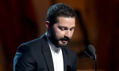 Shia LaBeouf's Poem Before Sia's Performance at Grammys Is Love Letter From Her Husband