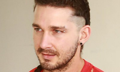 Shia LaBeouf Debuts New Look, Sports Rattail Braid
