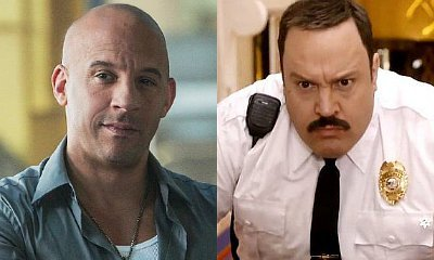 'Furious 7' Stays Atop Box Office, Holds Off 'Paul Blart: Mall Cop 2'