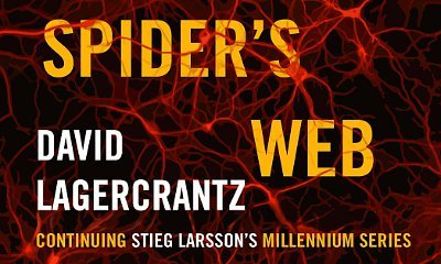 Girl with Dragon Tattoo Lisbeth Salander Returns in New Book 'Spider's Web'