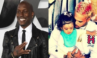 Tyrese Gibson Tells Chris Brown Daughter Royalty Is God's Plan