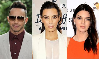 Lewis Hamilton Joins Kim Kardashian's 'Cannes Clique' After Getting Close to Kendall Jenner