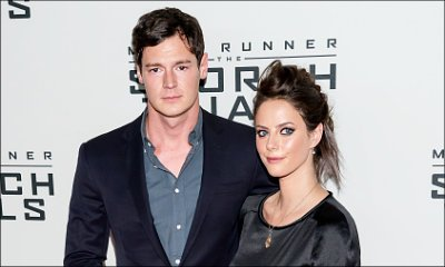 Kaya Scodelario Attends 'Maze Runner: The Scorch Trials' NY Premiere With Fiance Benjamin Walker