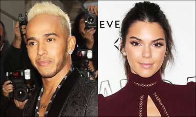 Lewis Hamilton Confirms He and Kendall Jenner Are Not Dating