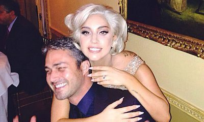 Taylor Kinney Whisked Lady GaGa Away on His Motorbike for Fun Date