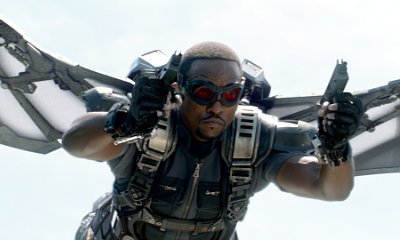 Anthony Mackie Makes Fun of Critic for Loving 'Man of Steel'