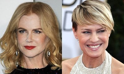 Nicole Kidman Not Starring in 'Wonder Woman' After All. Will Robin Wright Take the Role?