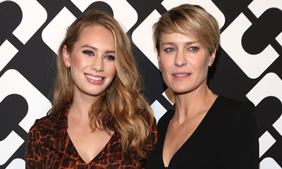 Robin Wright's Daughter Fuels Her Mom's 'Wonder Woman' Casting Rumors