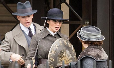 Check Out Wonder Woman's Weapons in New Set Photos