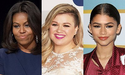 Michelle Obama Taps Kelly Clarkson, Zendaya and More for New Song. Listen to 'This Is for My Girls'