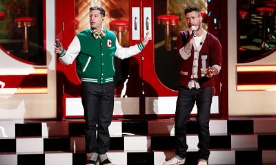 Watch Andy Samberg Team Up With Adam Levine for 'I'm So Humble' From 'Popstar' Movie