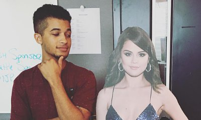 Jordan Fisher 'Proposes' to Selena Gomez. Read His Sweet Message