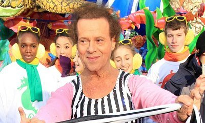 Richard Simmons' Rep Denies He's Transitioning Into Woman