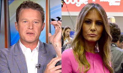 Billy Bush Is Officially Cut From 'Today' as Melania Trump Blames Him for Donald's Dirty Talk