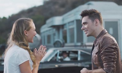 Nathan Sykes Gets Dirty in 'Famous' Music Video