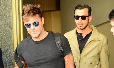 Ricky Martin Announces Engagement to Jwan Yosef