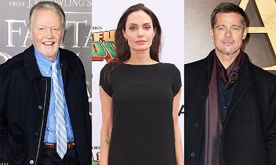 Jon Voight Says Angelina Jolie Is 'Holding On' Amid Brad Pitt Divorce and Custody War