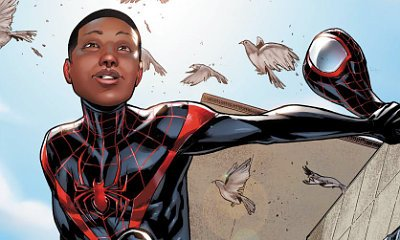 Sony's Animated 'Spider-Man' Movie Will Feature Miles Morales as the Lead