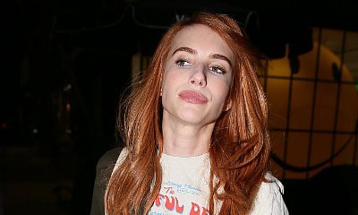 Emma Roberts Rocks New Red Hair for Winter. Check Out Her Fiery Look