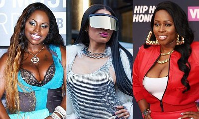 Foxy Brown Defends Nicki Minaj With Remy Ma Diss Track 'Breaks Over'