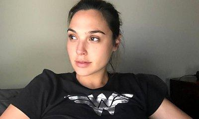 Gal Gadot Shows Off Bulging Baby Bump on Instagram - See the First Pregnancy Pic