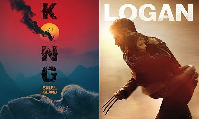 'Kong: Skull Island' Roars With $61 Million at Box Office, 'Logan' Drops to Second Place