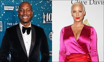Newly-Married Tyrese Gibson Caught Flirting With Amber Rose on Instagram