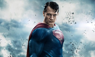 First-Ever Image of Henry Cavill Wearing Christopher Reeve's Superman Costume