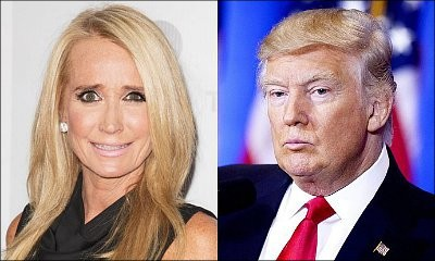 Kim Richards Reveals She Once Dated Donald Trump: 'I Had Dinner With Him'
